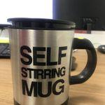 Кружка Мешалка Self Stirring Mug Отзыв