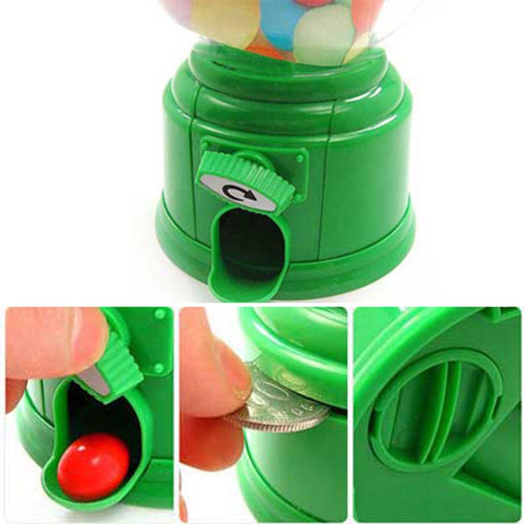 Копилка Конфетница Candy Machine (Салатовая) В деталях