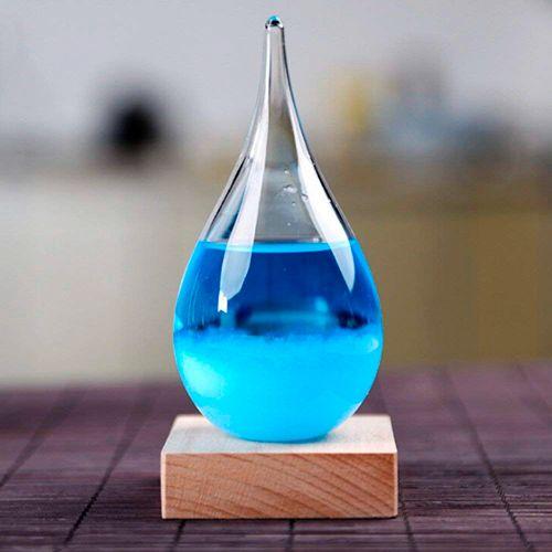 Предсказатель погоды Storm Glass<br>с подсветкой разными цветами