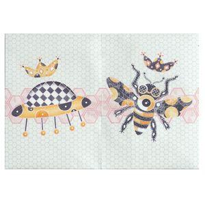 Обложка для паспорта New wallet New BeeFly