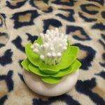 Контейнер для ватных палочек Лотос Lotus cotton bud Отзыв