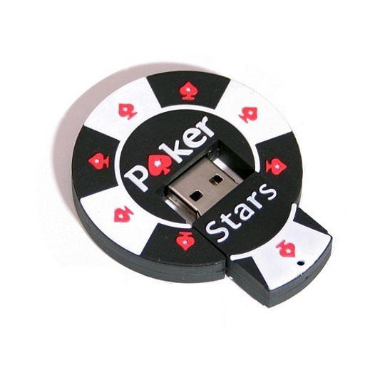 Флешка Poker Stars 4 Гб
