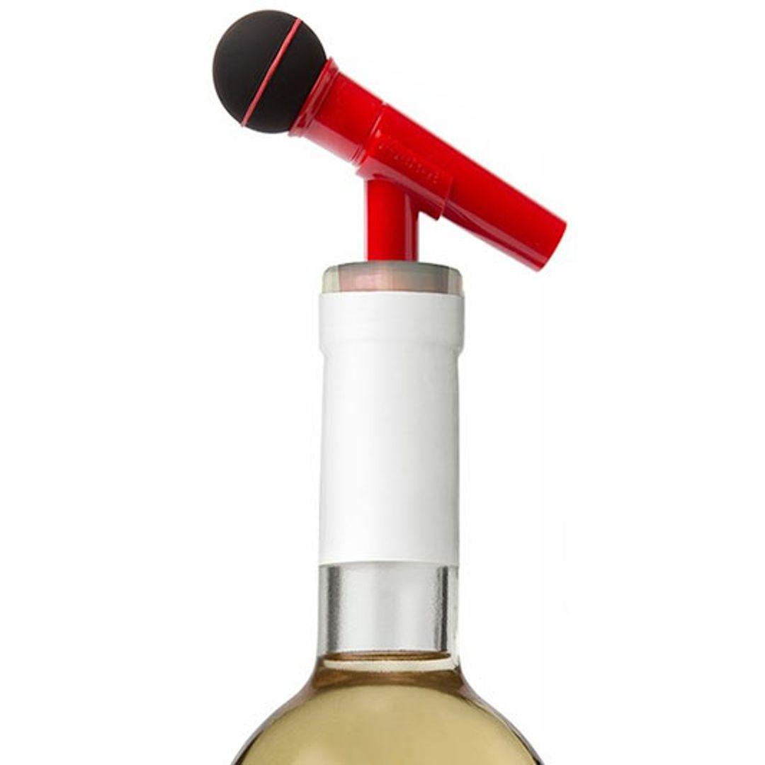 Пробка для бутылки вина Микрофон Dynamike