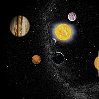 Диск для HomeStar Pro 2 Солнечная Система