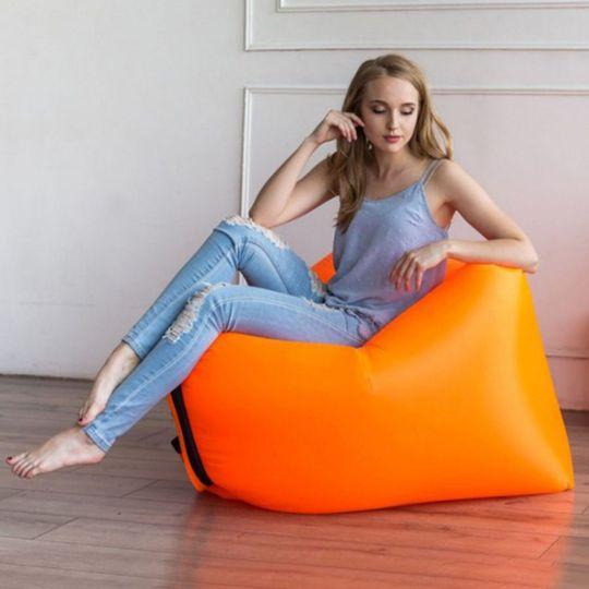 Надувное кресло-лежак Lamzac