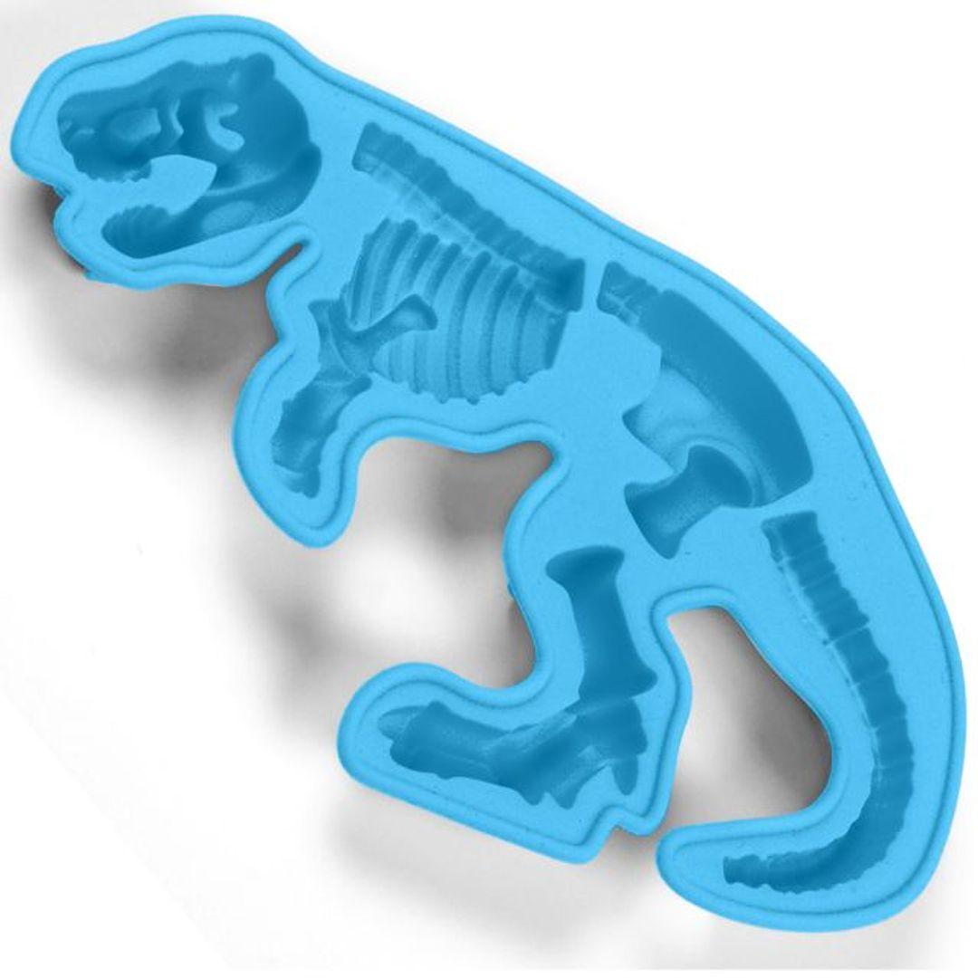 Форма для льда Ископаемое Fossiliced (Голубой)