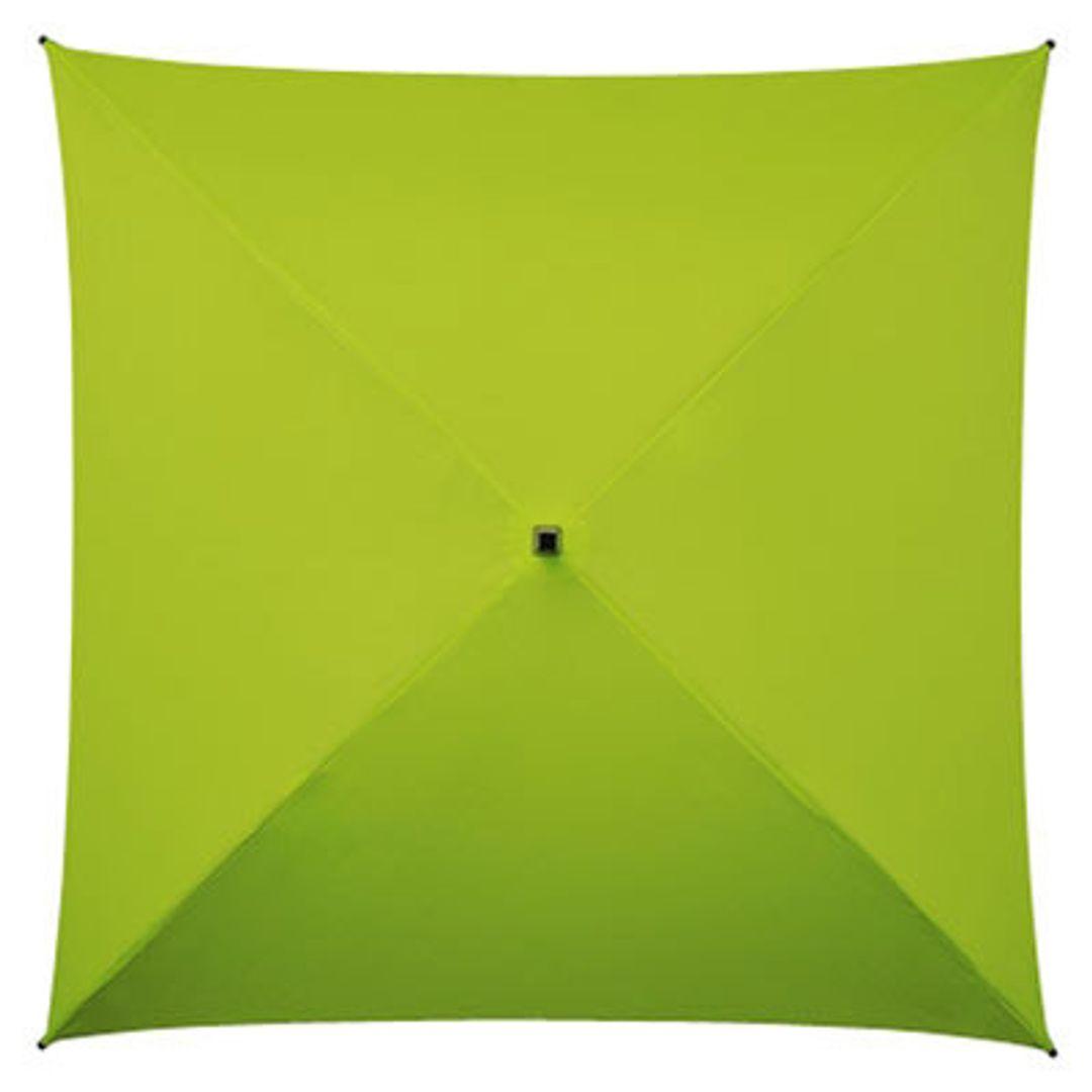 Зонт Квадратный Зеленый