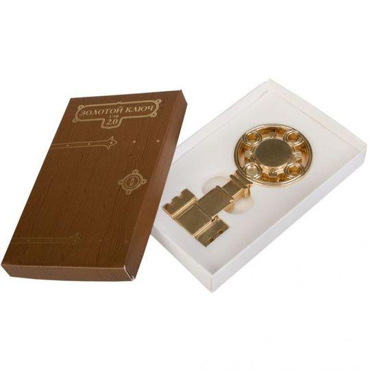 Флешка Золотой ключик 8 Гб В упаковке