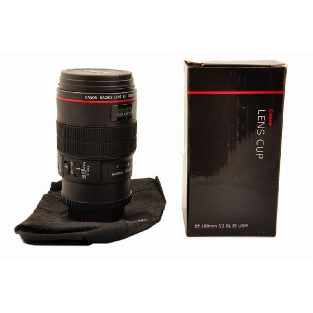 Кружка Объектив Canon EF 100 mm Комплект с упаковкой