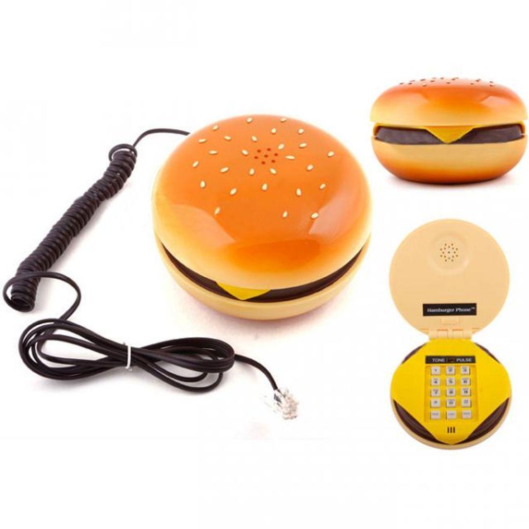 Телефон Гамбургер