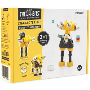 Игрушка-конструктор The Offbits Infobit
