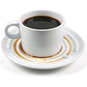 Чашка с блюдцем Лабиринт Mazecafe