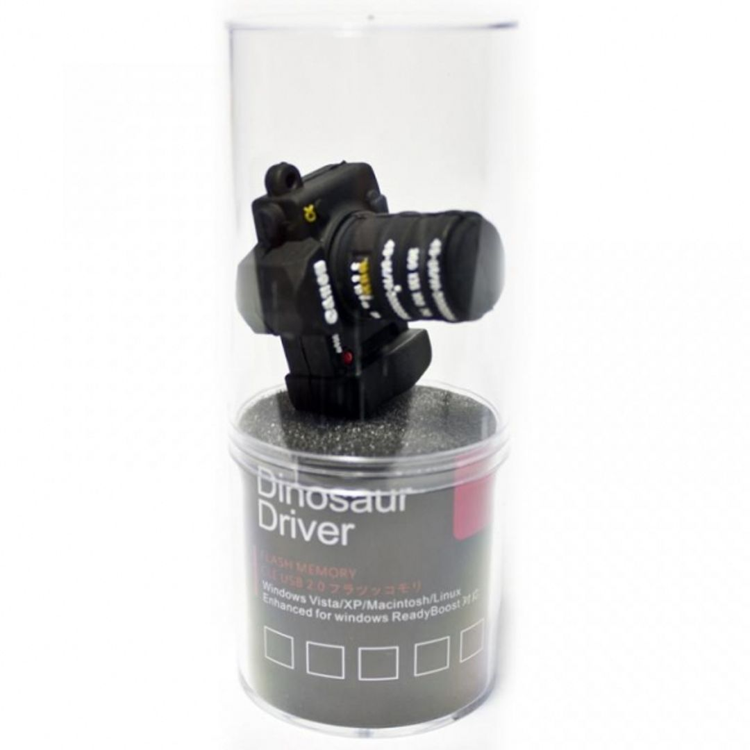 Флешка Фотоаппарат Canon 8 Гб Упаковка