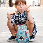Ланч-бокс Робот Robot ...все-таки для детей