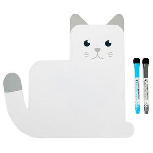 Магнитная доска с маркерами Кот Meow