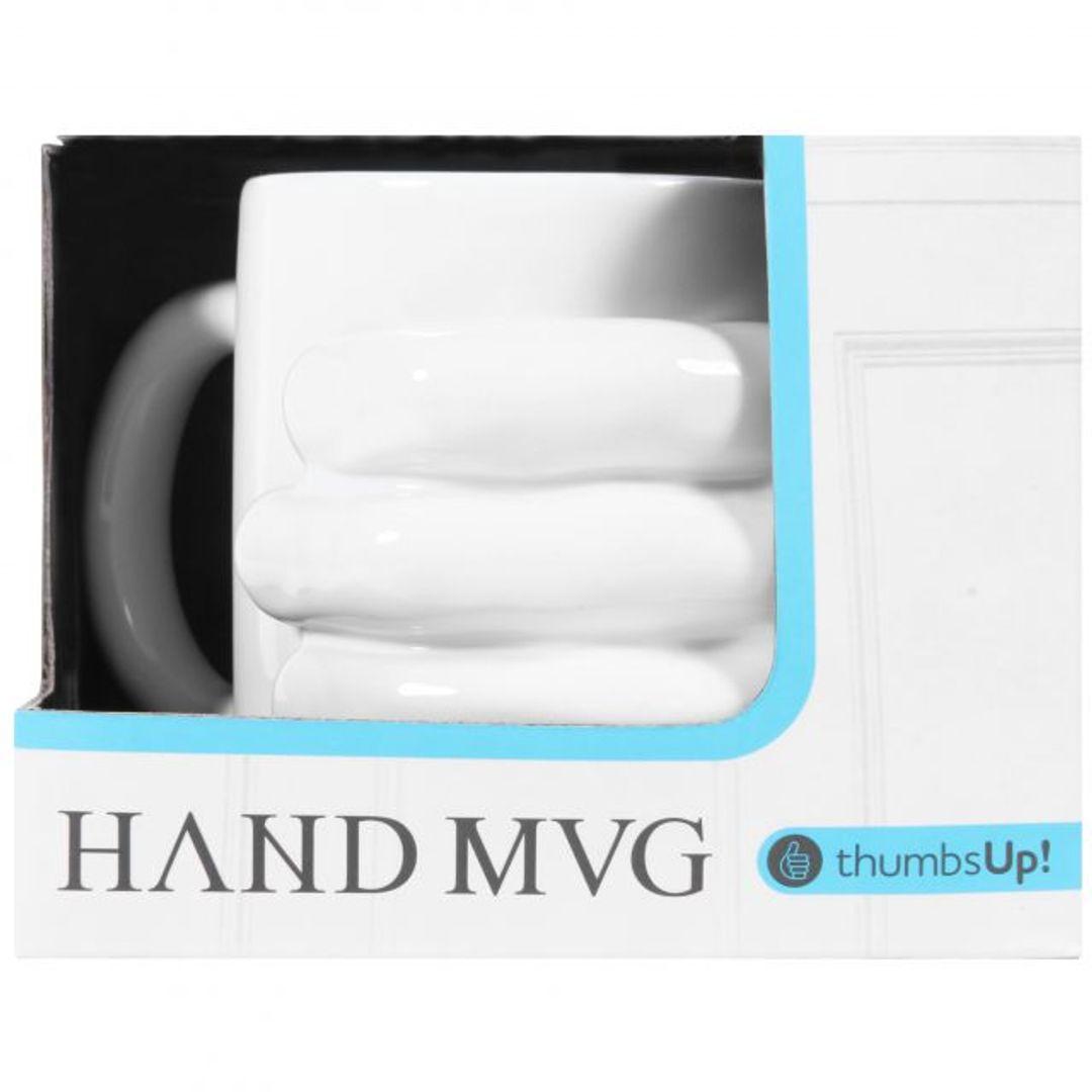 Кружка Рука Hand Mug Упаковка