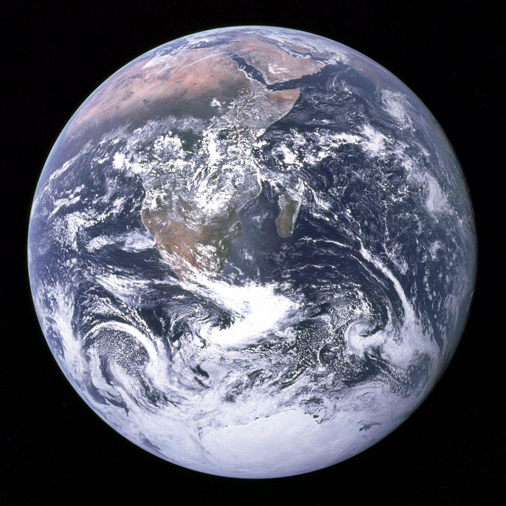 Планета Земля (The Blue Marble)