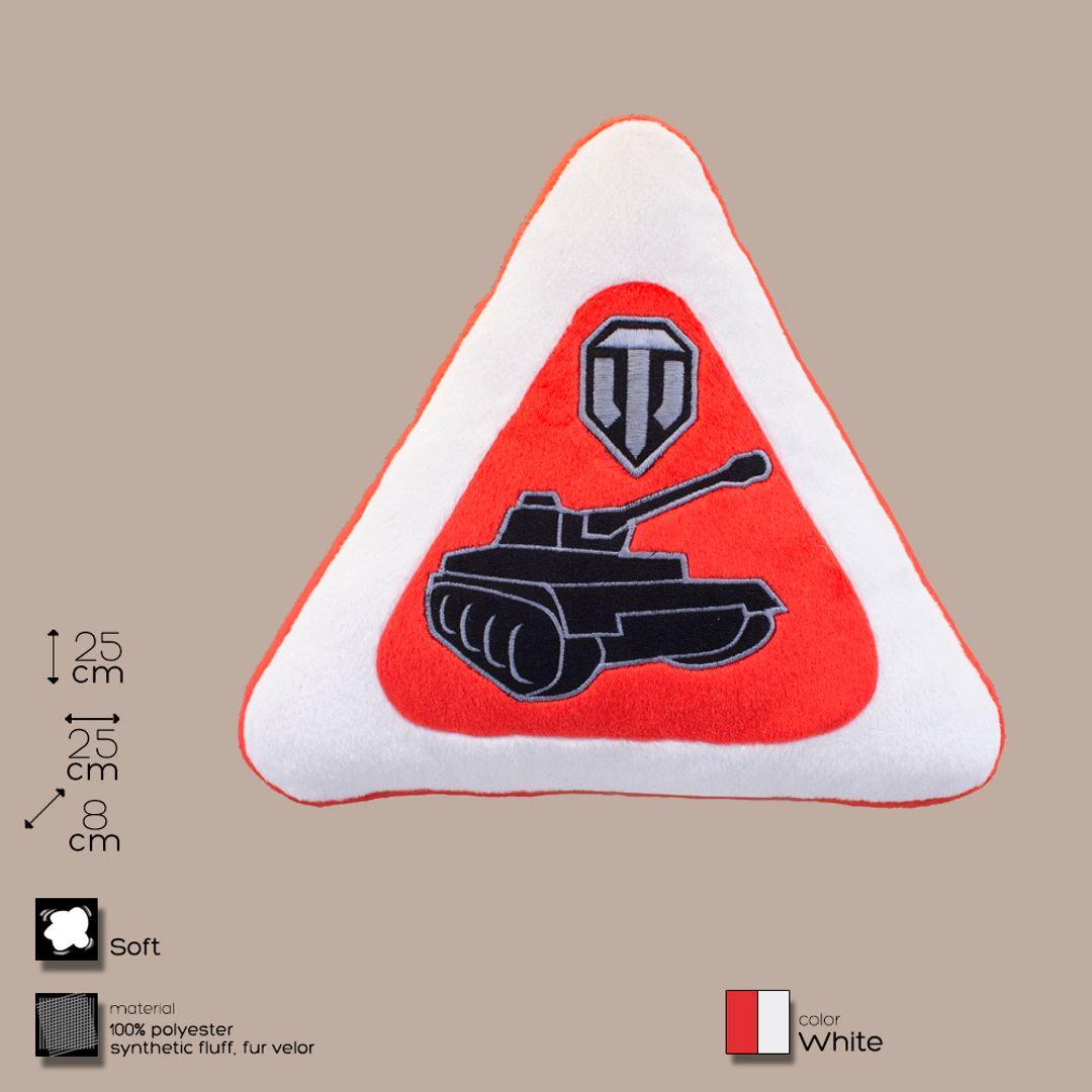 Подушка автознак World of Tanks