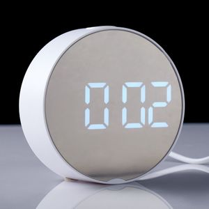 Будильник с термометром Circle