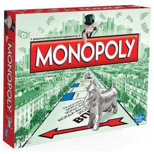 Настольная игра Монополия (для всей семьи)