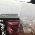Стакан Череп Doomed (50 мл) Отзыв