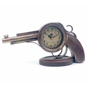 Винтажные часы Пистолет