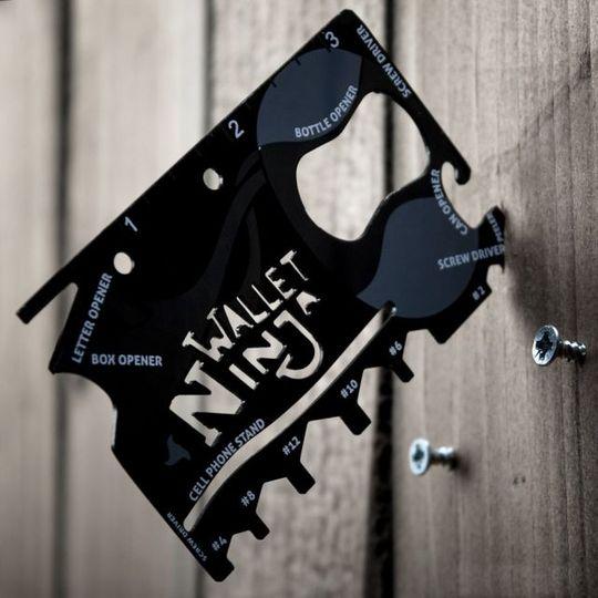 Мультитул Wallet Ninja