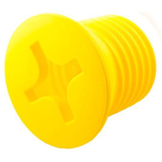 Светильник Винт (Желтый)