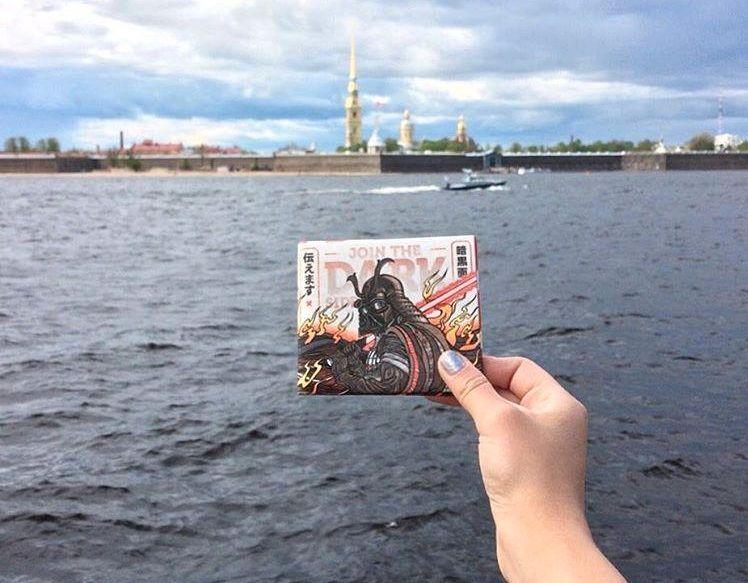Кошельки New Wallet производятся в России