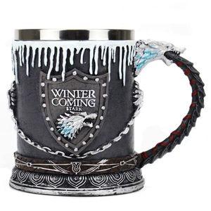 Кружка Игра Престолов Winter is Coming Stark