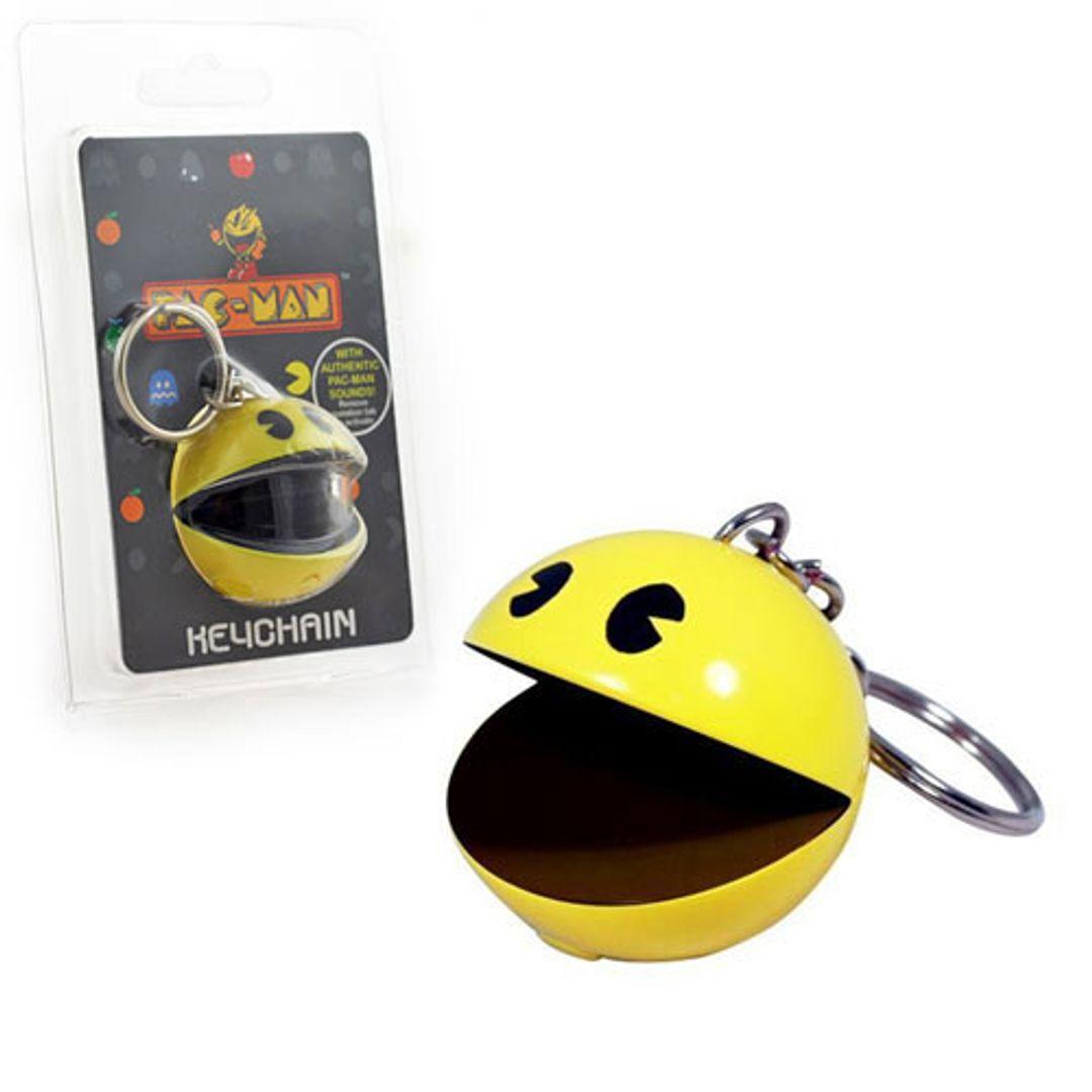 Брелок со звуком Pac-Man С упаковкой
