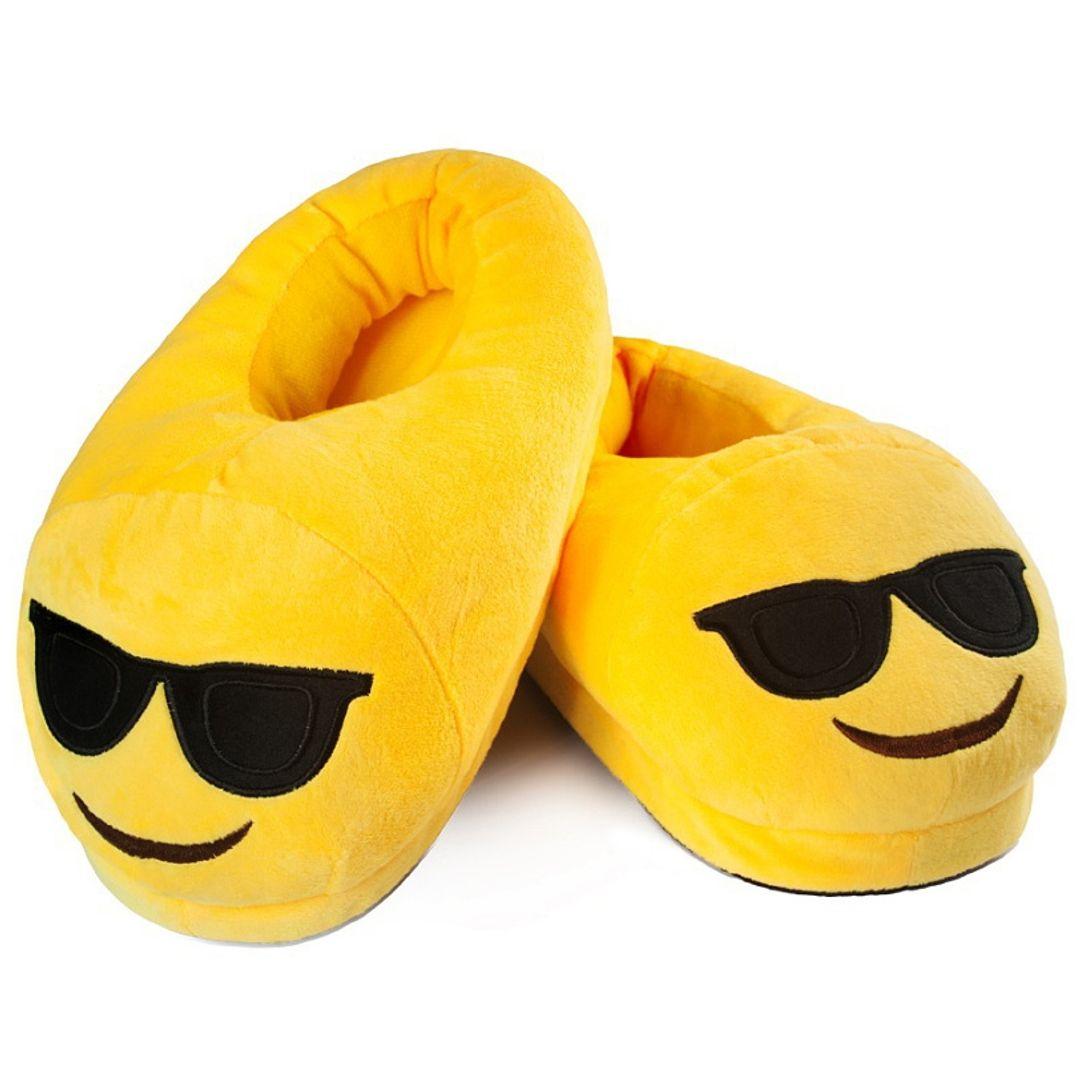 Тапочки Смайлик Emoji