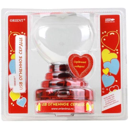 USB Плазменное Сердце Упаковка