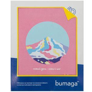 Обложка для паспорта Bumaga Hill