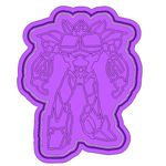 Форма для печенья Transformers Bumblebee