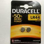 Батарейка Duracell LR44 Отзыв