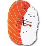 Часы настенные Суши