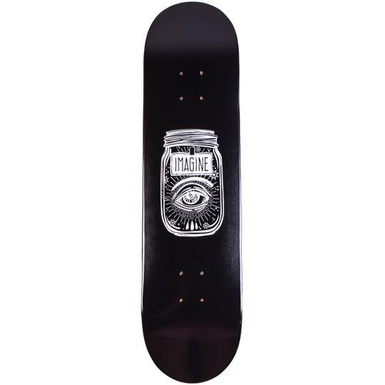 "Дека для скейтборда Holy Wood Black 8"""