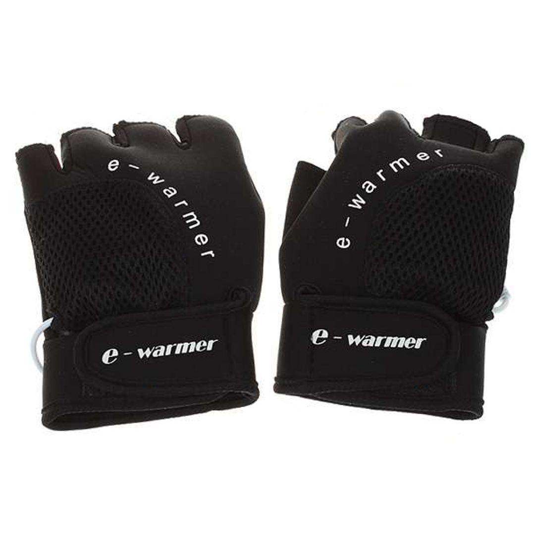 Перчатки с подогревом от USB e-warmer Черные