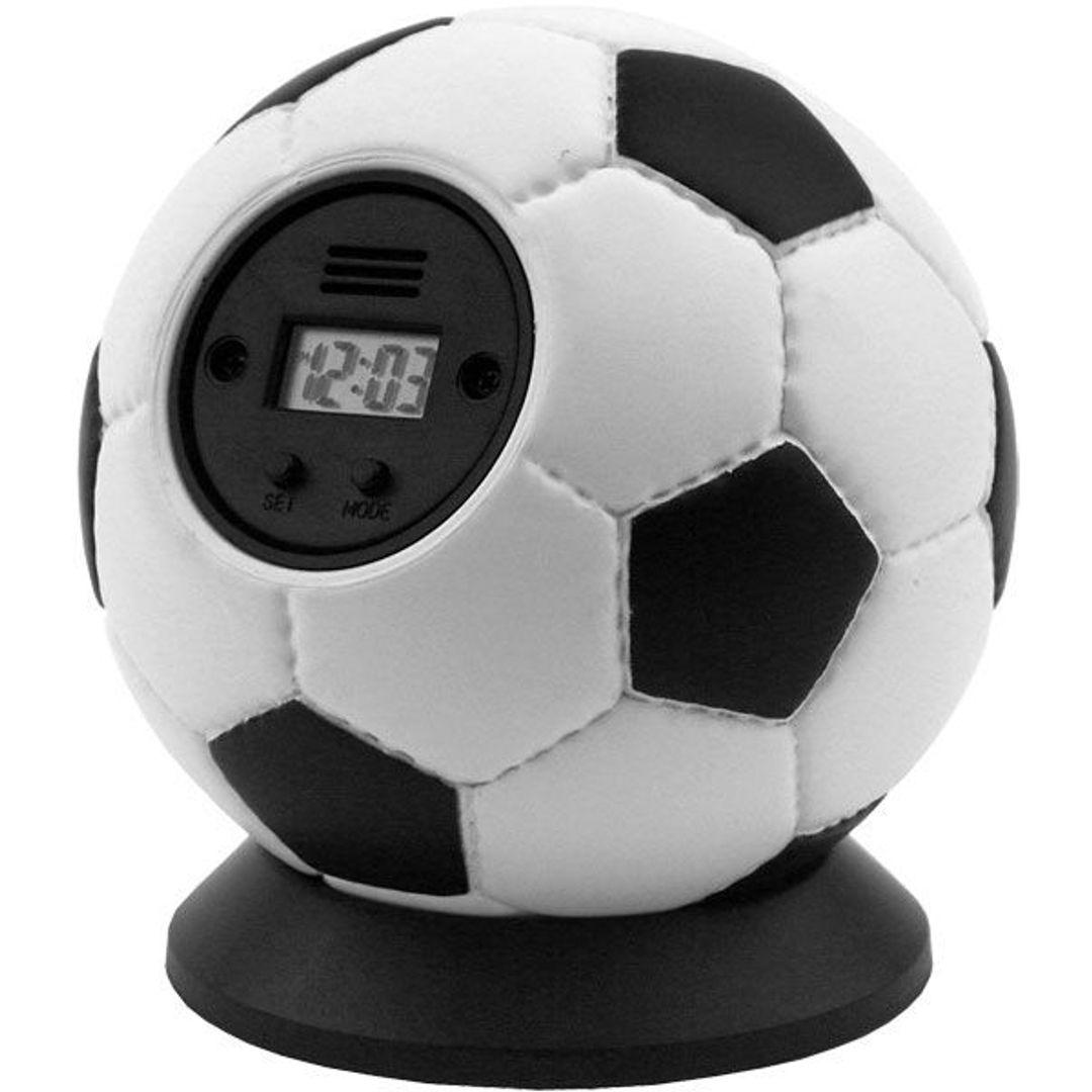 Будильник антистресс Футбольный мяч