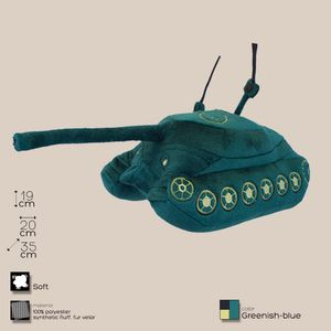 Мягкая игрушка Танк ИС-7 World of Tanks