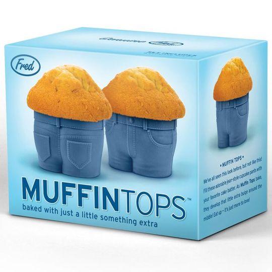 Форма для выпечки Джинсы Muffin Tops