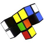 Башня Рубика Rubik's Tower Должен получиться ровный столбик