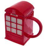 Кружка Красная английская телефонная будка