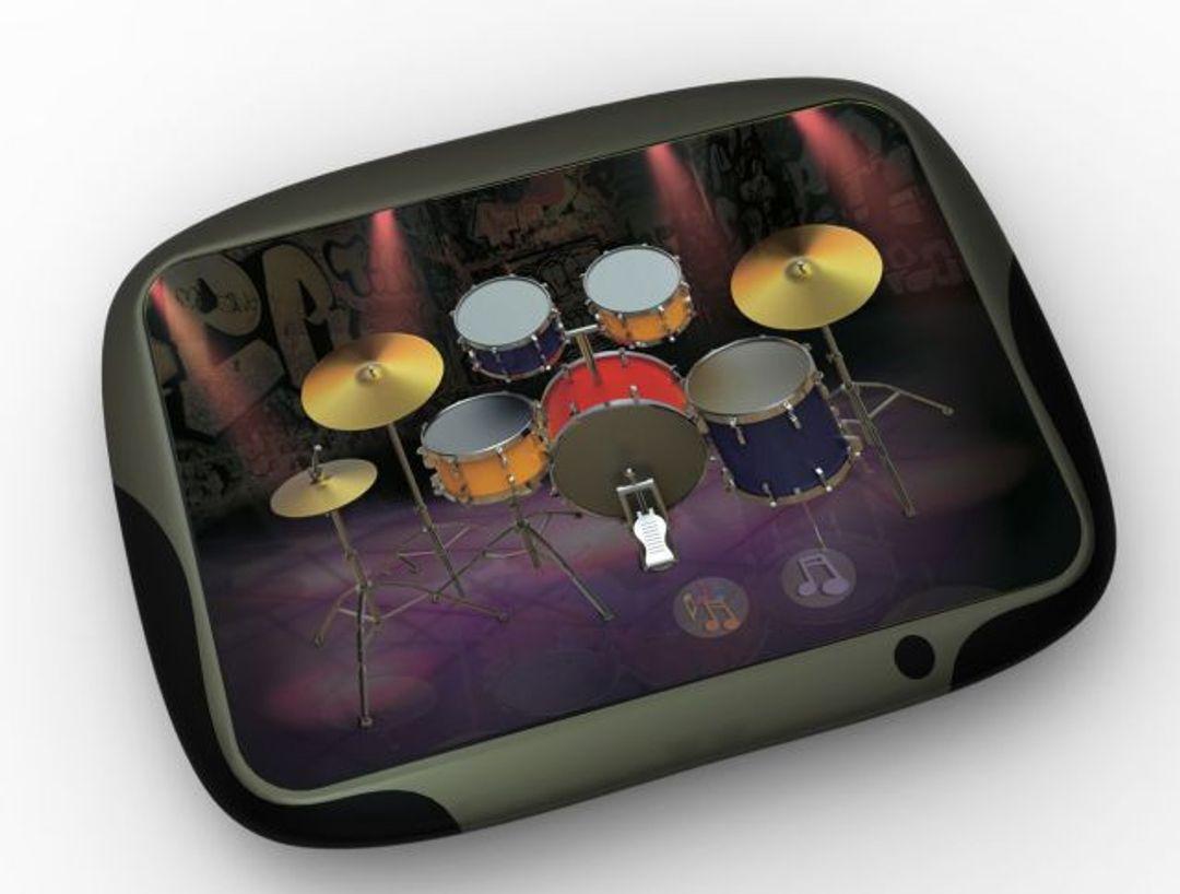 Виртуальная барабанная установка