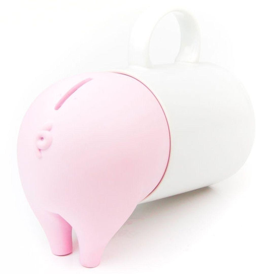 Копилка Жадная свинка Greedy Pig