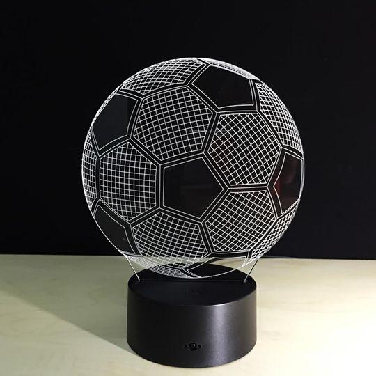 Выключенная 3D Лампа