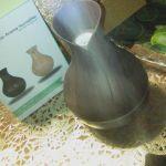 Ультразвуковой увлажнитель-ароматизатор воздуха с подсветкой Кувшин Отзыв