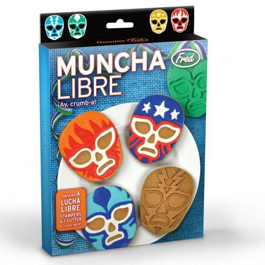 Форма для выпечки Супергерои Muncha Libre