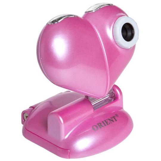 Веб камера Сердечко